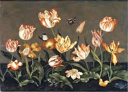 bosschaert 1630, museo de estocolmo